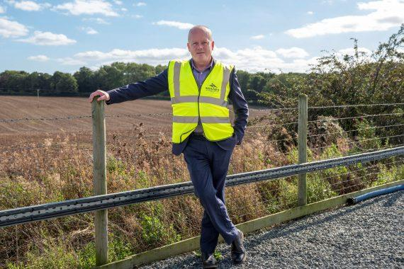 Simon Rodgers has joined Soanes Poultry. Photo: Chris Manson Visuals