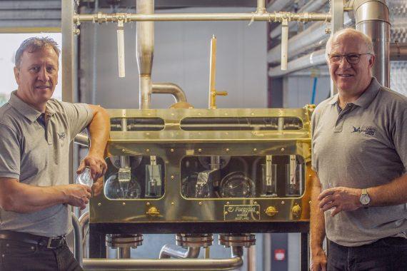 Spirit of Yorkshire has won two Liquid Gold whisky awards