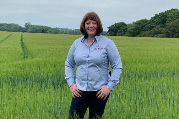 Claire Wright from Soanes Poultry has been shortlisted in the Women in Meat awards